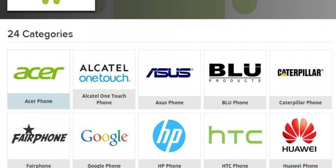 Project Android de iFixit