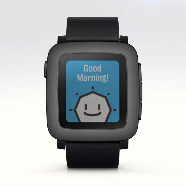 Pebble Hero Watch