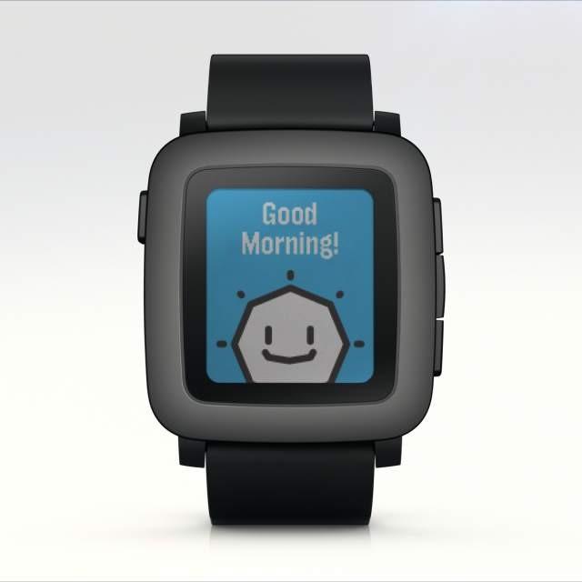 Pebble Hero Watch