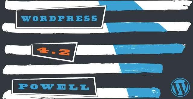 Descargar Wordpress 4.2 Powell
