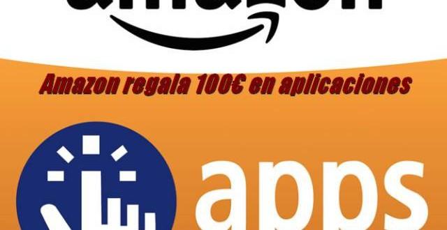 Disfruta del puente Amazon regala 100€ en aplicaciones de pago