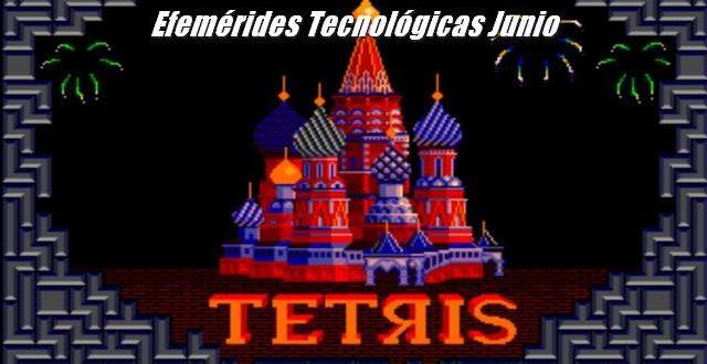 Efemérides Tecnológicas Junio