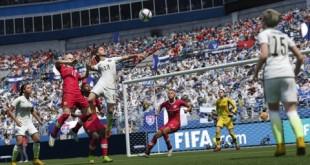El primer tráiler de FIFA 16 presenta el fútbol femenino