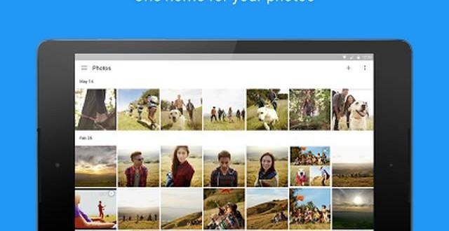 Google Fotos con espacio ilimitado gratis para tus fotos