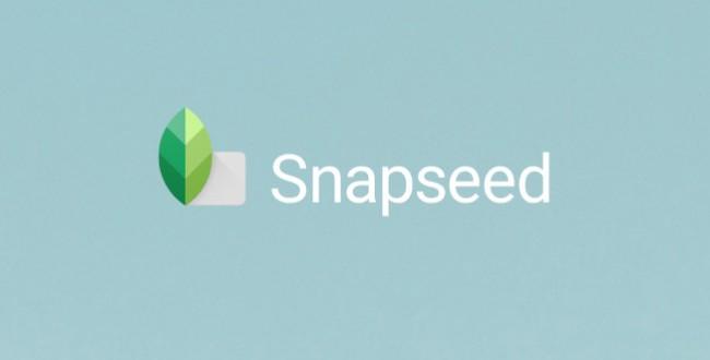 Snapseed el retoque fotográfico de Google