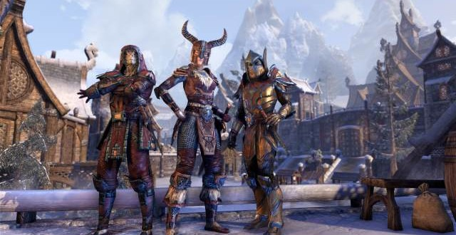 The Elder Scrolls Online Tamriel Unlimited ya está disponible para PlayStation 4 y Xbox One