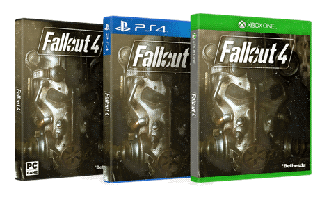 Fallout 4 en la E3 2015. A la venta en PC, Xbox One y PlayStation 4