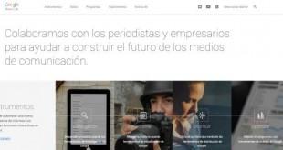 Google quiere ayudar a los periodistas y crea News Lab