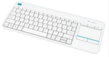 Logitech simplifica al máximo la conexión de un PC con una televisión gracias a su nuevo teclado