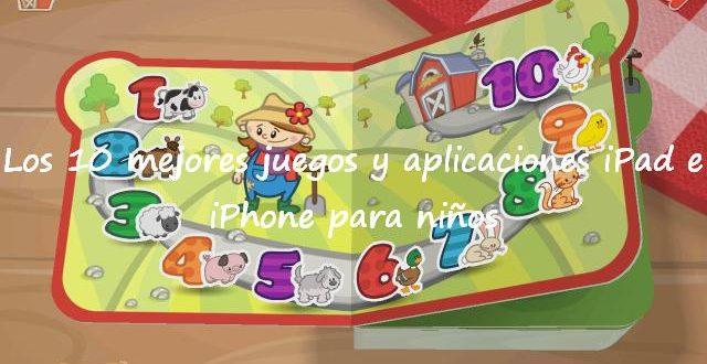 Los Mejores Juegos Ipad E Iphone Para Ninos