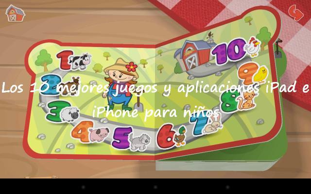 Los Mejores Juegos Ipad E Iphone Para Niños