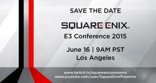 Conferencias Square Enix del E3 2015