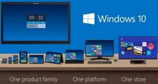 Microsoft Windows 10 llegará el 29 de julio
