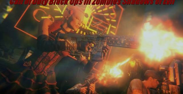 Call of Duty Black Ops III Zombies Shadows of Evil