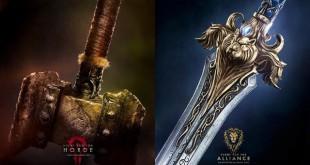 Vídeo de la película de Warcraft
