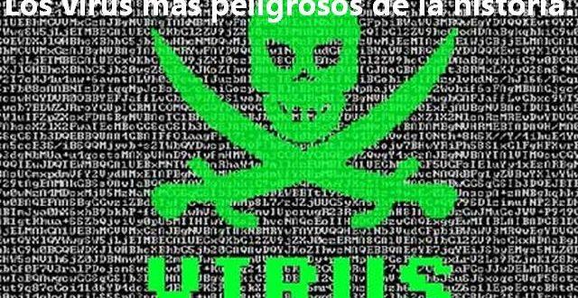 Los virus más peligrosos de la historia.