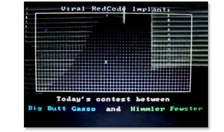 virus redcode