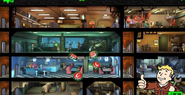 Fallout Shelter ya se puede descargar gratis en Android