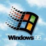 Efemérides de tecnología Agosto. Windows 95 cumple 20 años.