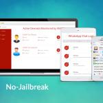 iPhone Spy sin Jailbreak es rápido, fiable y no requiere instalaciones pesadas. El control paterno llega a los iPhone