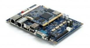 VIA presenta el ordenador en un módulo VIA QSM-8Q60 con formatoQseven