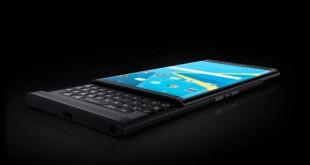 BlackBerry publica las primeras fotos oficiales de la BlackBerry Priv