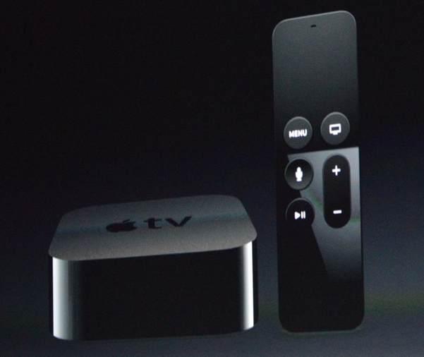 apple tv y mando