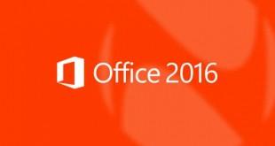 Llega el Office 2016