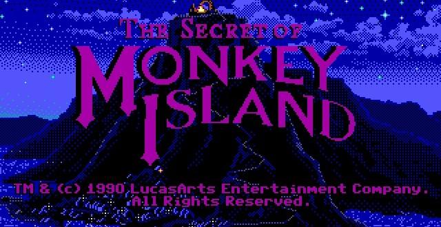 The Secret of Monkey Island cumple 25 años