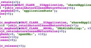 Lista de las aplicaciones infectadas XcodeGhost para iOS