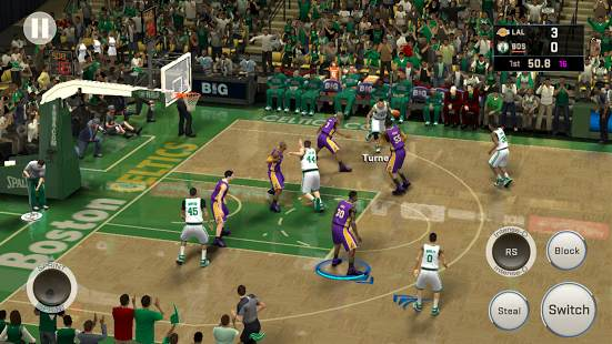 NBA 2K16 disponible para Android e iOS