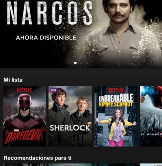 Netflix ya está Disponible para PC, Mac, Android, iPhone, iPad y Apple TV en España