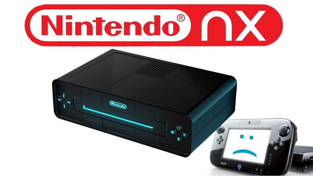 Juego De Un Baño Portatil:Nintendo NX, será híbrido de consola portátil y sobremesa