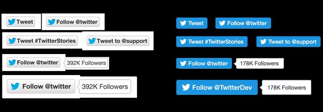 Twitter cambia su API el 20 noviembre y bloquea el contador de tweets count.json