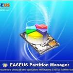 EaseUS Partition Master uno de los mejores gestores de particiones