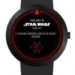 Aplicación Star Wars para Android