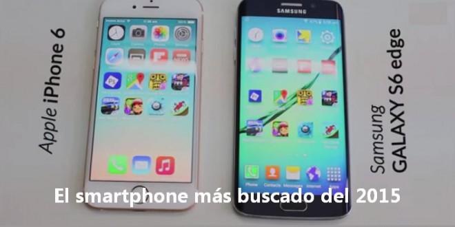 El smartphone más buscado del 2015