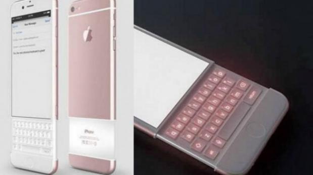 iPhone 7 ¿Qué podemos esperar del iPhone 7? teclado físico