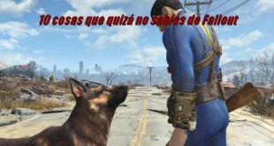 10 cosas que quizá no sabías de Fallout