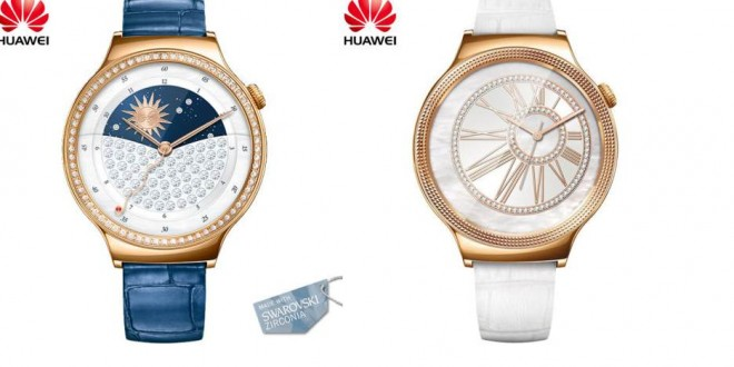 Huawei Jewel y Huawei Elegant Watch el año de Android Wear