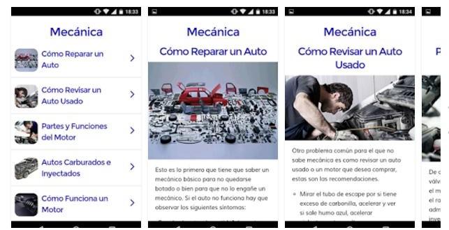 Las mejores aplicaciones de mecánica para Android e iOS