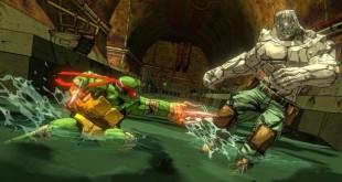 Teenage Mutant Ninja Turtles Mutantes en Manhattan