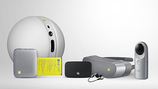 LG G5 módulos