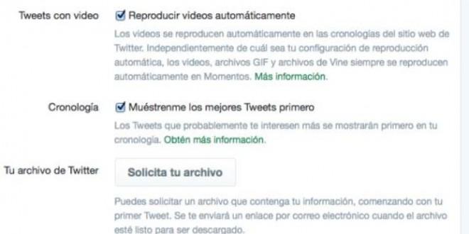 ¿Cómo poner o quitar el nuevo timeline de Twitter en PC, iOS y Android?