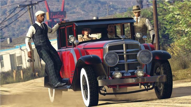 Grand Theft Auto Online: Mi media naranja