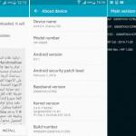 El Galaxy S5 recibe la actualización a Marshmallow Android 6.0.1