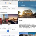 Google Destinations, el buscador que te ayuda a planificar viajes. Google Destinos