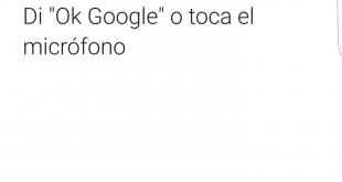 Los mejores comandos de voz para Android. Android sin manos con Google Now