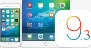 Cómo actualizar a iOS 9.3 tu iPhone o iPad