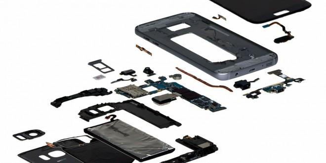 El coste de un Samsung S7 255 dólares con la conversión de hoy en euros sería de 230 euros. Un nuevo informe de IHS. Samsung va a tener un buen beneficio